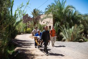 Kasbah Dar Daif, Bed & Breakfasts  Ouarzazate - big - 152