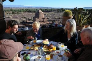 Kasbah Dar Daif, Bed & Breakfasts  Ouarzazate - big - 78