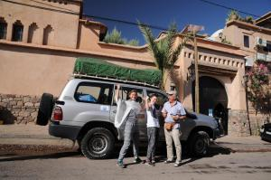 Kasbah Dar Daif, Bed & Breakfasts  Ouarzazate - big - 111