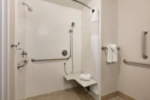 Queen Room with Roll-in Shower - Non-Smoking