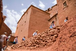 Kasbah Dar Daif, Bed & Breakfasts  Ouarzazate - big - 108