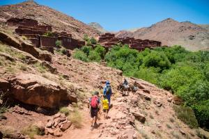 Kasbah Dar Daif, Bed & Breakfasts  Ouarzazate - big - 56