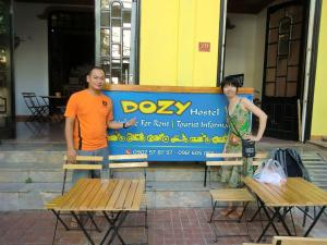 Dozy Hostel, Ostelli  Dong Hoi - big - 32