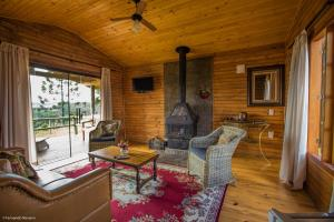 Duplex Two-Bedroom Chalet (6 Adults)