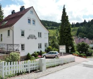 Pension Rheingold Garni, Guest houses  Bad Grund - big - 1