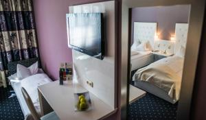 Hotel Domizil, Hotels  Ingolstadt - big - 18