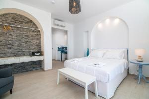 Dimitra Boutique Rooms, Aparthotels  Faliraki - big - 22