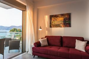 Niovi Seaside Suites, Apartmány  Kissamos - big - 22