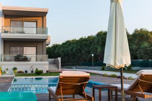 Niovi Seaside Suites, Apartmány  Kissamos - big - 23
