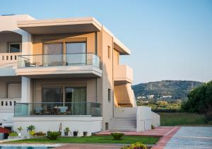 Niovi Seaside Suites, Apartmány  Kissamos - big - 30
