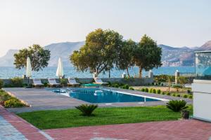 Niovi Seaside Suites, Apartmány  Kissamos - big - 31