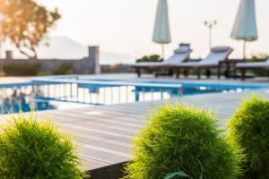 Niovi Seaside Suites, Apartmány  Kissamos - big - 32
