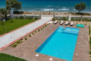 Niovi Seaside Suites, Apartmány  Kissamos - big - 34