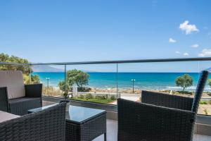 Niovi Seaside Suites, Apartmány  Kissamos - big - 35