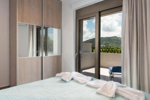 Niovi Seaside Suites, Apartmány  Kissamos - big - 43