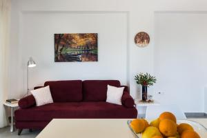 Niovi Seaside Suites, Apartmány  Kissamos - big - 45