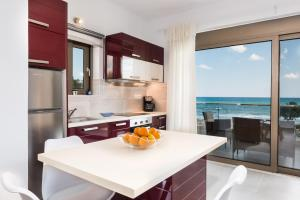 Niovi Seaside Suites, Apartmány  Kissamos - big - 51