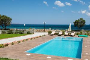 Niovi Seaside Suites, Apartmány  Kissamos - big - 53
