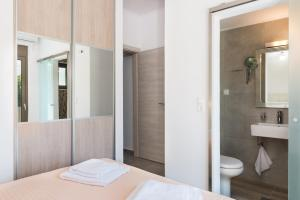 Niovi Seaside Suites, Apartmány  Kissamos - big - 55
