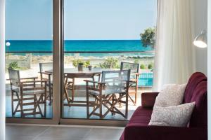 Niovi Seaside Suites, Apartmány  Kissamos - big - 59