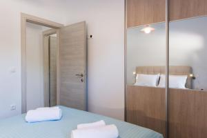 Niovi Seaside Suites, Apartmány  Kissamos - big - 69