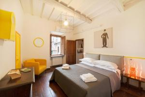 A Casa Signoria, in the city heart, Apartments  Florence - big - 6