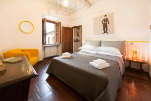 A Casa Signoria, in the city heart, Apartments  Florence - big - 7