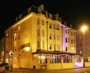 Legends Hotel in Brighton & Hove, East Sussex, England