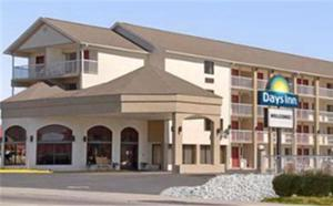 Days Inn Apple Valley Pigeon Forge/Sevierville, Motely  Pigeon Forge - big - 10