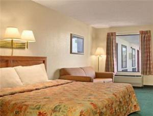 Days Inn Apple Valley Pigeon Forge/Sevierville, Motely  Pigeon Forge - big - 4