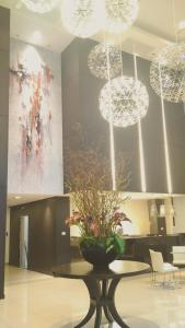 5 Star Luxury Condo in The City, Apartmanok  Bangkapi - big - 4