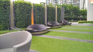 5 Star Luxury Condo in The City, Apartmanok  Bangkapi - big - 11