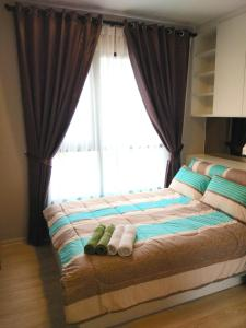5 Star Luxury Condo in The City, Apartmanok  Bangkapi - big - 20