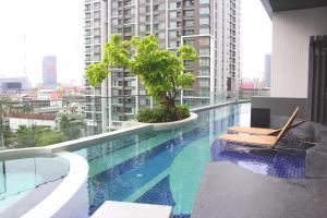 5 Star Luxury Condo in The City, Apartmanok  Bangkapi - big - 25