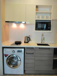 5 Star Luxury Condo in The City, Apartmanok  Bangkapi - big - 28