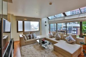 Two-Bedroom Penthouse Suite