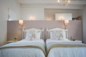 Kamer met Kingsize Bed of 2 Aparte Bedden