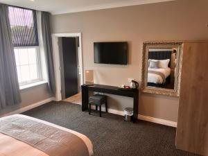 The Raven Hotel, Hotels  Corby - big - 14