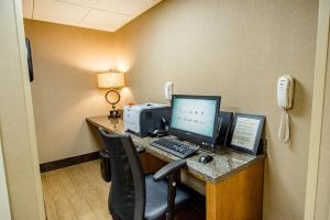 Hampton Inn Caryville-I-75/Cove Lake-State Park, Hotely  Caryville - big - 11