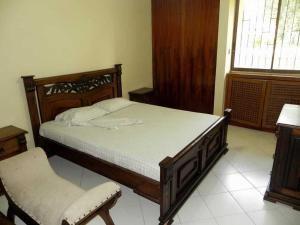 CASA PLAYA SANTA MARTA 07, Holiday homes  Santa Marta - big - 13