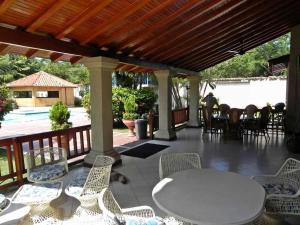 CASA PLAYA SANTA MARTA 07, Holiday homes  Santa Marta - big - 11