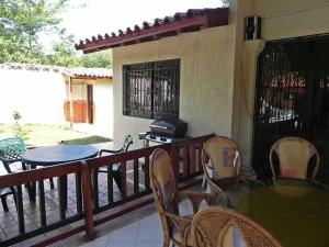 CASA PLAYA SANTA MARTA 07, Holiday homes  Santa Marta - big - 29