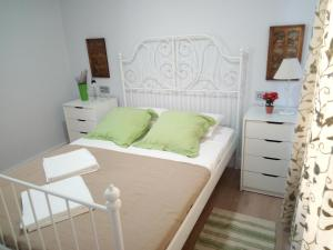Charming Duplex, Apartmanok  Alicante - big - 11
