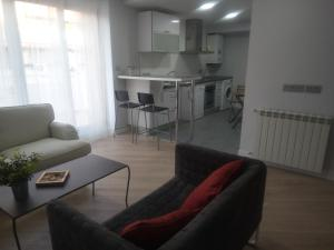 Charming Duplex, Apartmanok  Alicante - big - 12