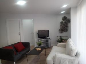 Charming Duplex, Apartmanok  Alicante - big - 16