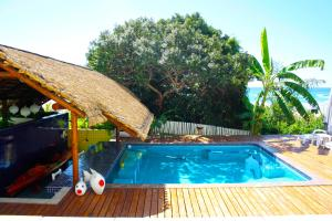 Casa Do Mar Guest House, Guest houses  Praia do Tofo - big - 18