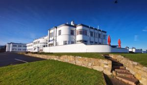 The Park Hotel in Tynemouth, Tyne & Wear, England
