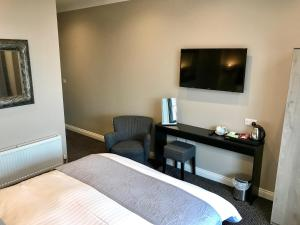 The Raven Hotel, Hotels  Corby - big - 34
