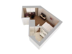 Standard Room with 1 Bed - Non-Smoking
