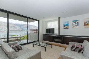 Lakeshore Springs Apartments, Ferienwohnungen  Wanaka - big - 3